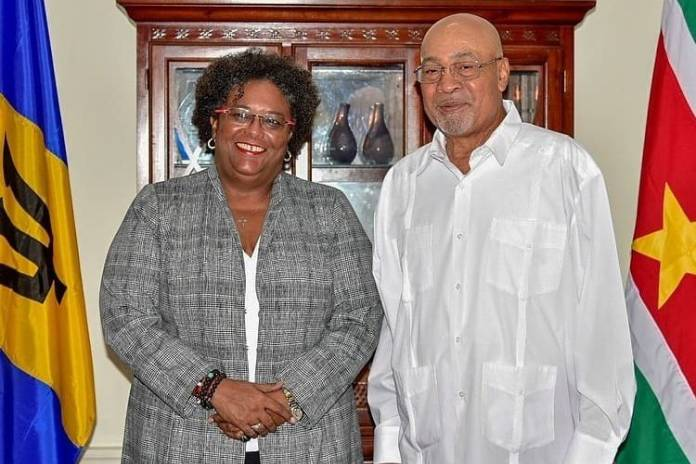 Region must embrace technology, says Barbados PM